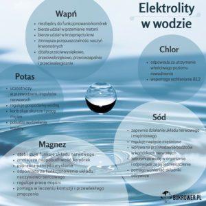 nawodnienie organizmu elektrolity