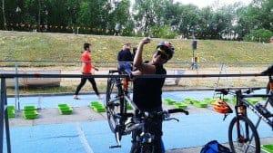 Każdy może ukończyć triathlon