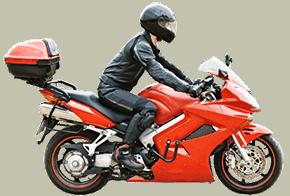 motocyklista sklep bukrower