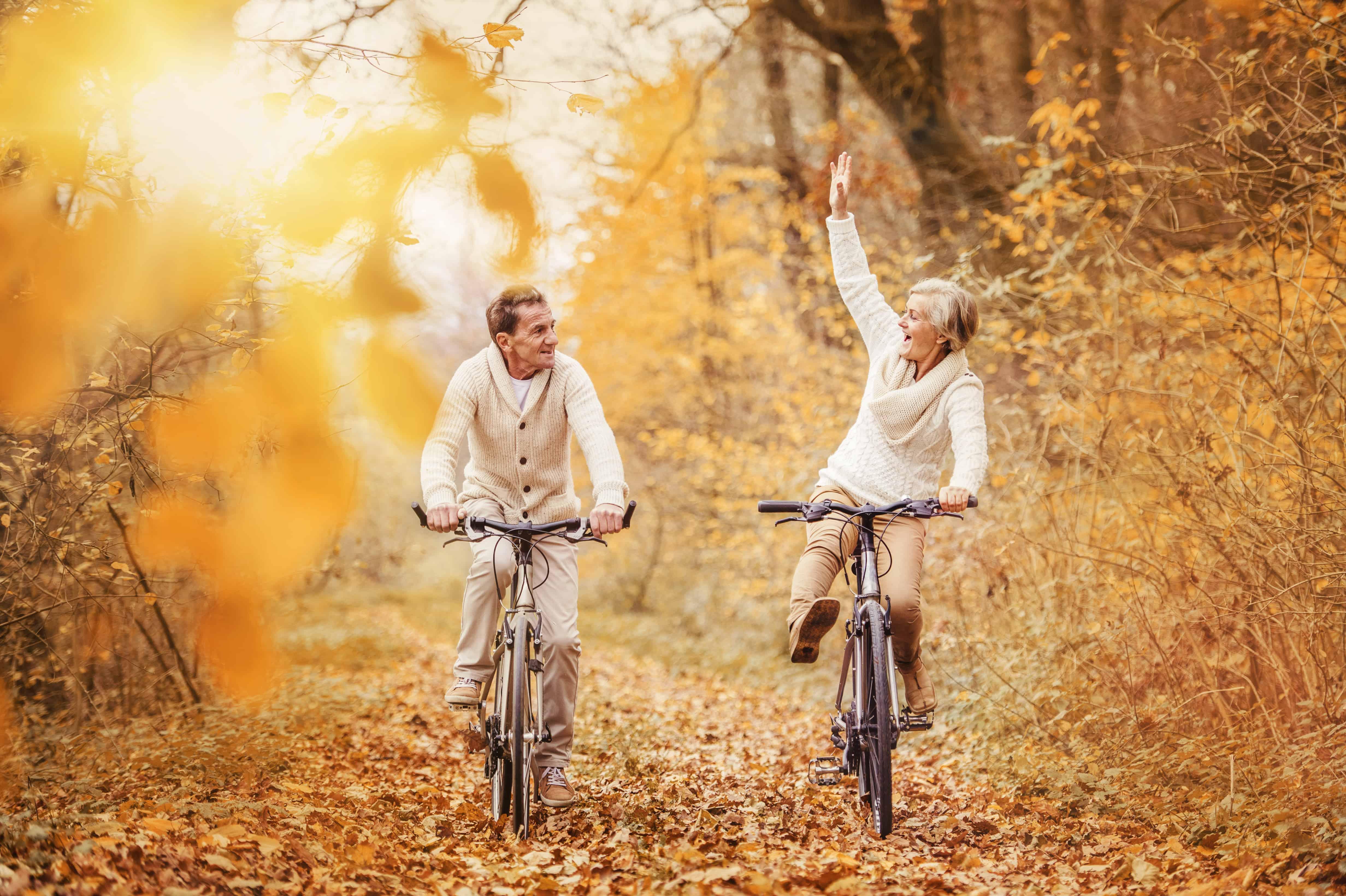 Korzyści zdrowotne aktywności fizycznej uosób starszych