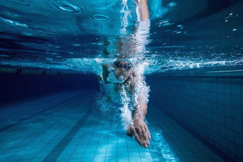 Jak pływać kraulem. Część 1 – oddychanie wkraulu