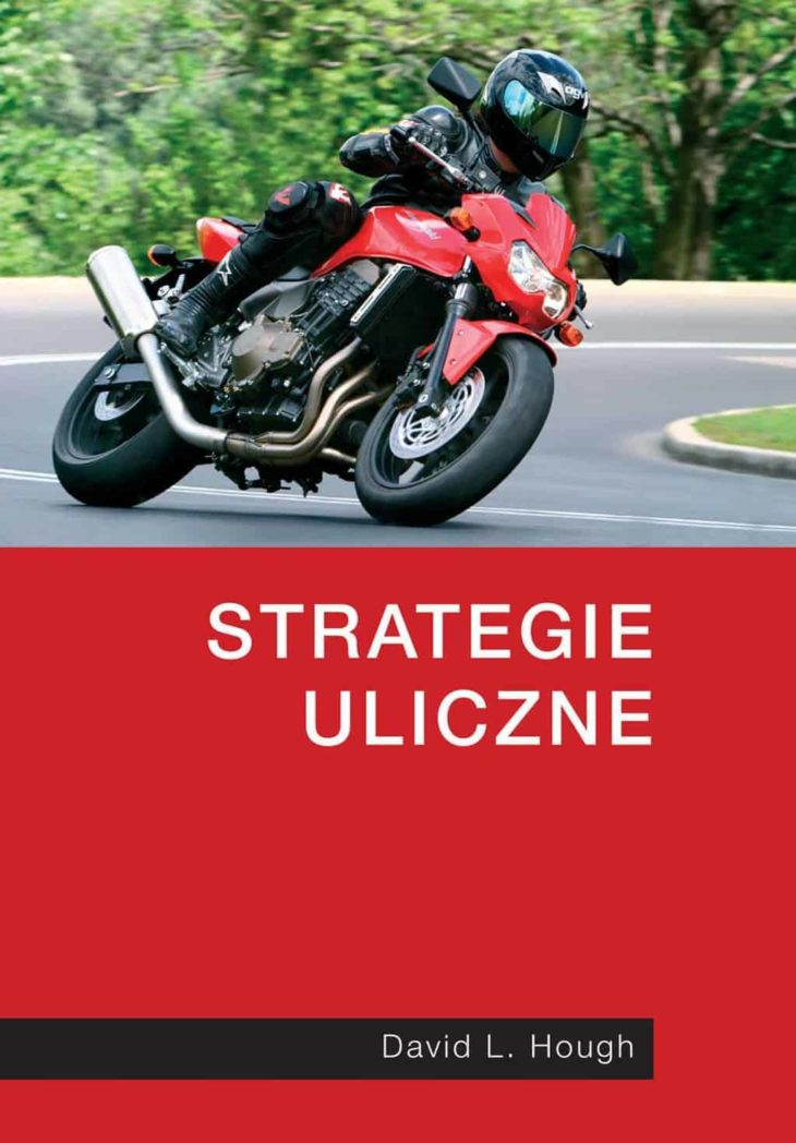 Strategie uliczne okładka