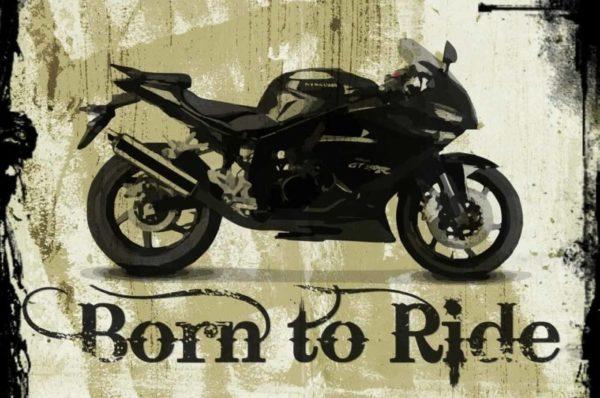 Jak to jest być motocyklistą