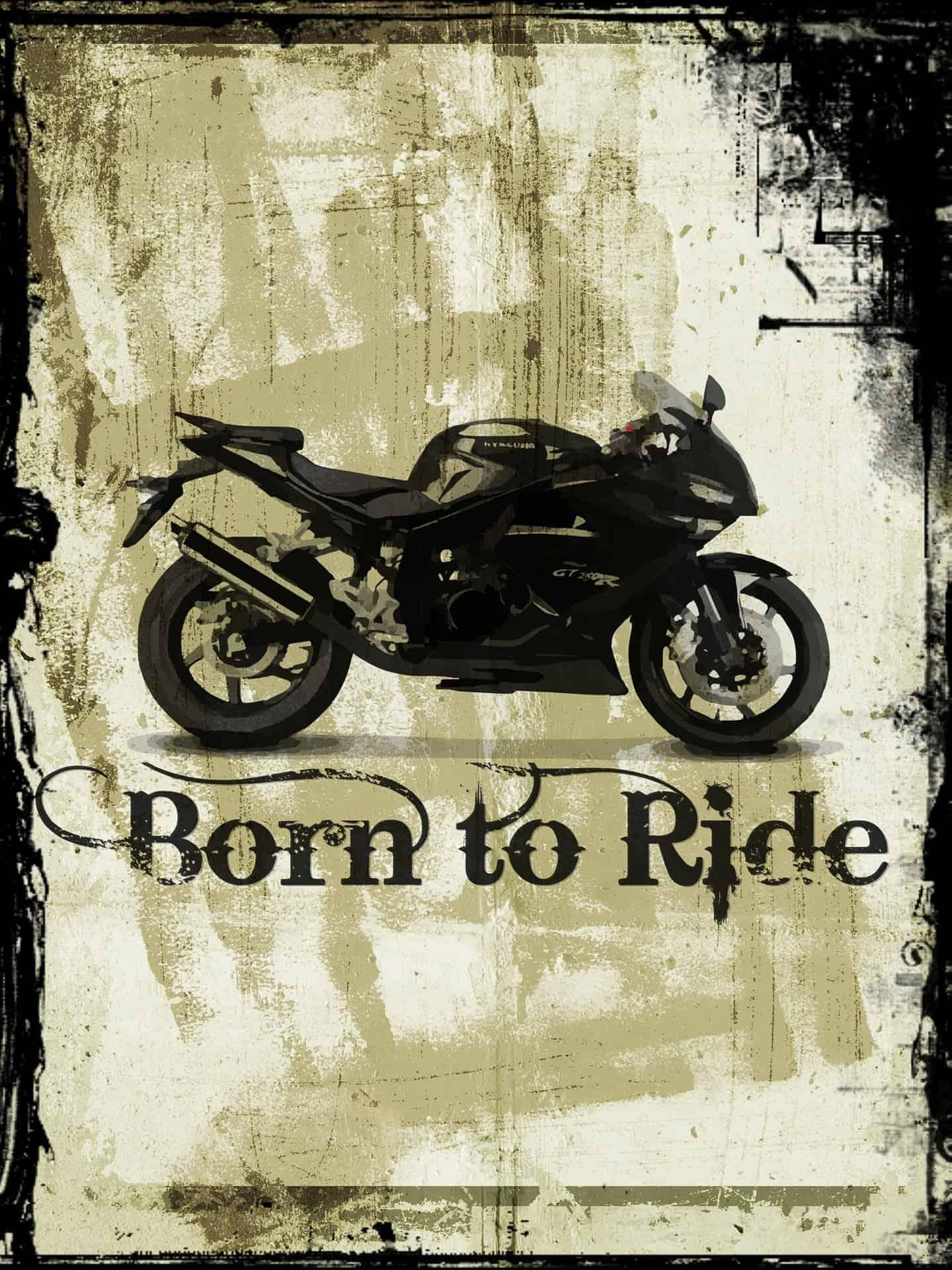 Jak tojest być motocyklistą