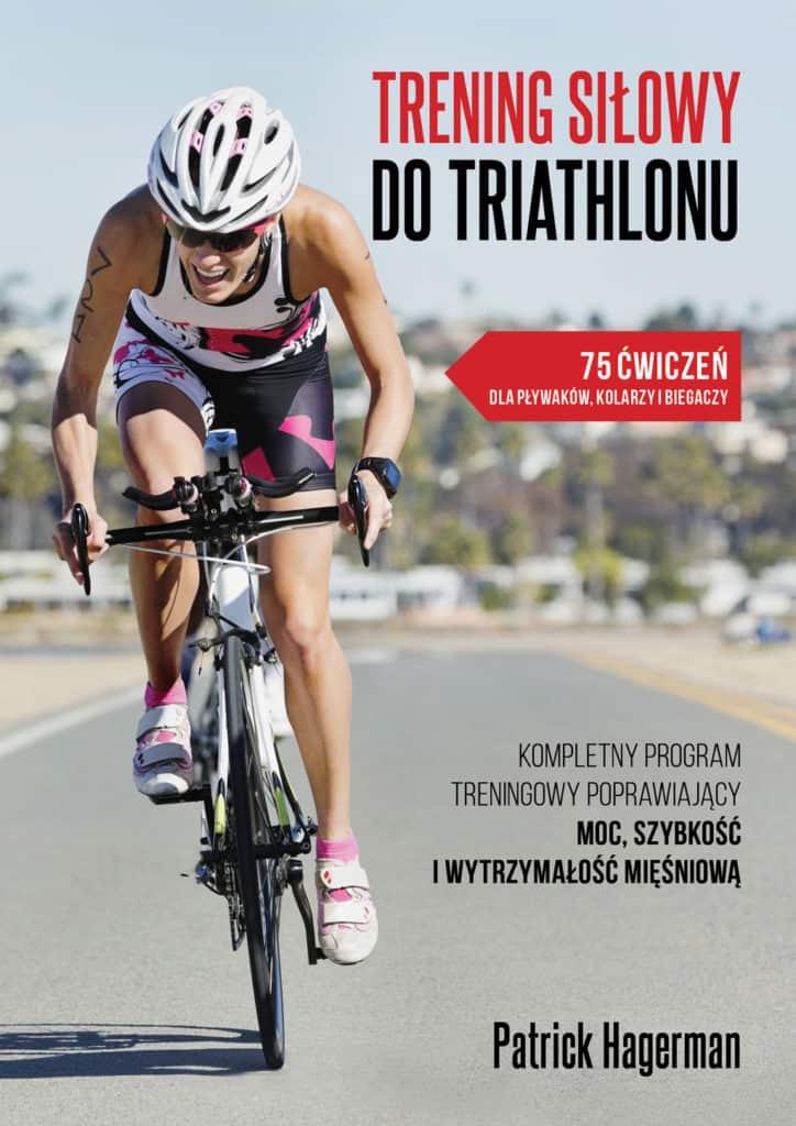 Terning siłowy do triathlonu - okładka ksiązki