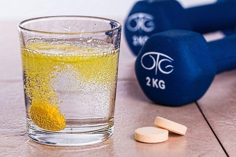 Optymalna dieta sportowca – suplementy dla sportowców