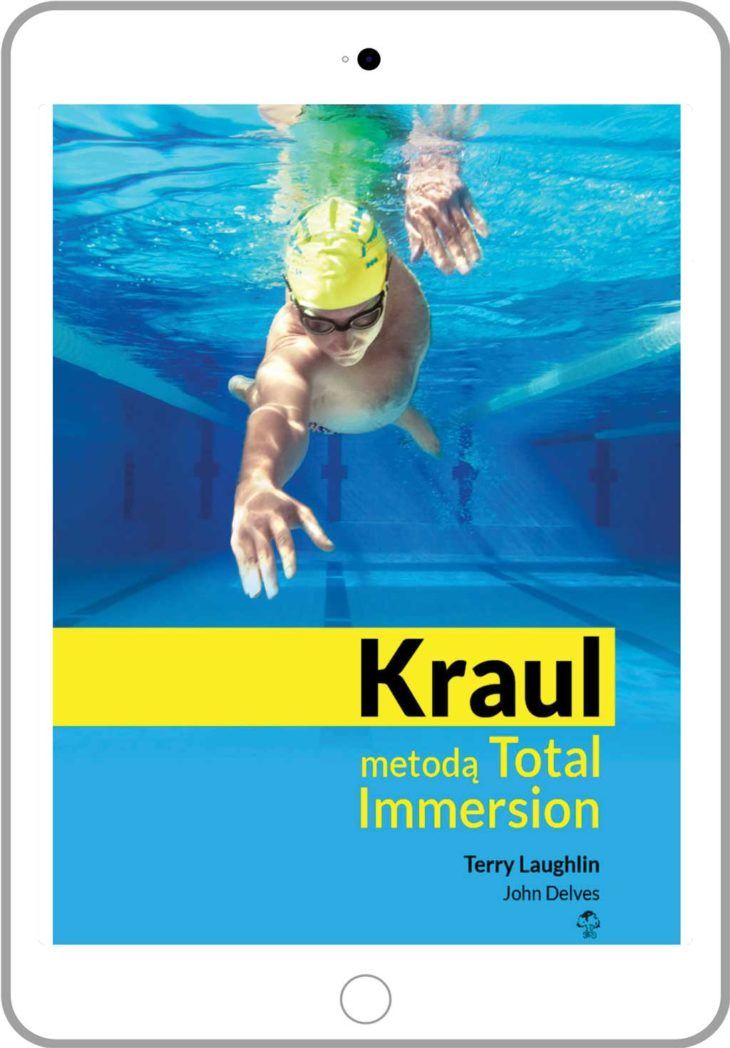 Kraul metodą Total Immersion - okładka eBook