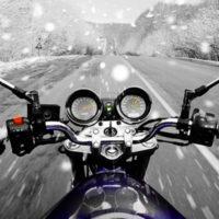 Jazda motocyklem ahipotermia