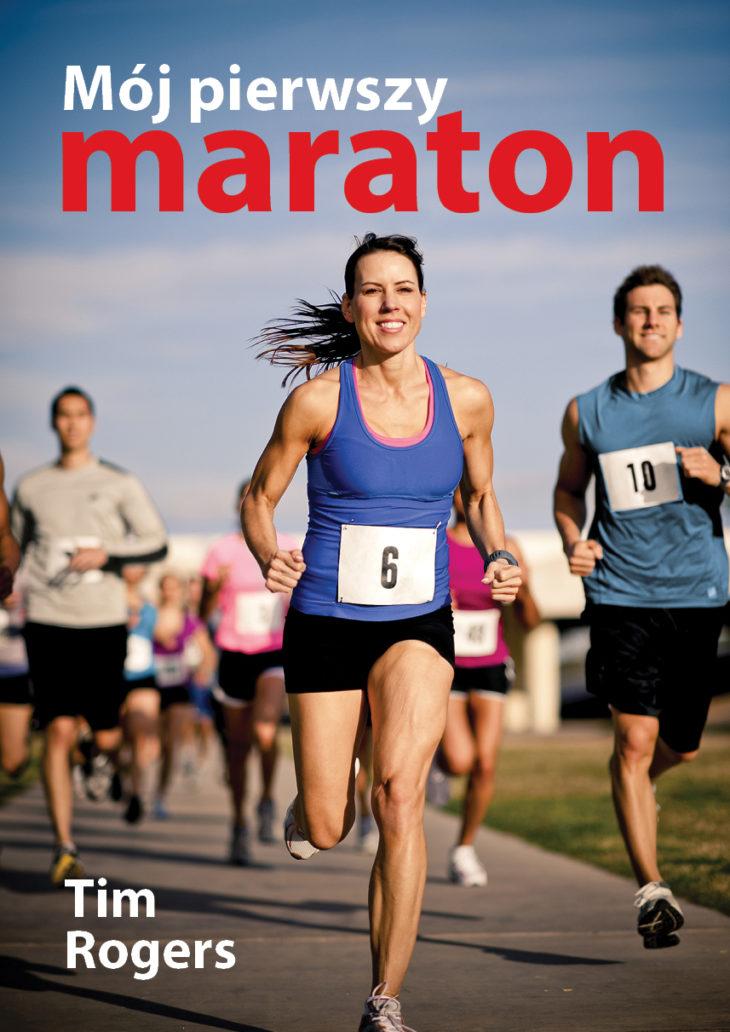 moj pierwszy maraton okładka