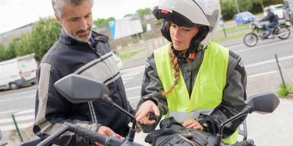 kurs na prawo jazdy na motocykl