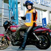 Jak wygląda egzamin naprawo jazdy namotocykl (kat. A)