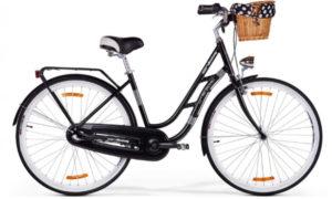 Jaki kupić rower - przykładowy rower miejski