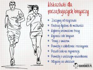 błędy początkujących biegaczy - instrukcje iwskazówki dla biegaczy